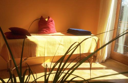 Ein Platz zum relaxen - in der Coaching-Praxis Schondorf Ammersee